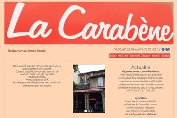 restaurant la carabene à limoux